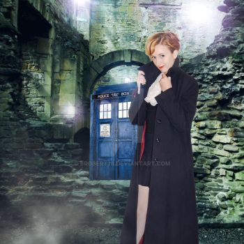 The 13th Doctor by brobert78