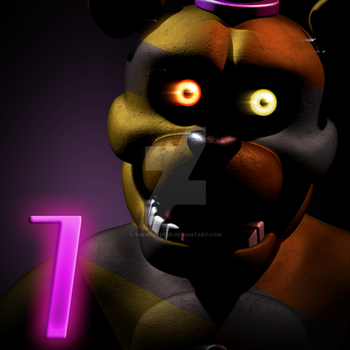 Fan Made FNAF 7 Icon by TheBoofster