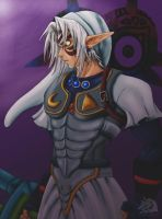 Fierce Deity Link by LycanthropeHeart