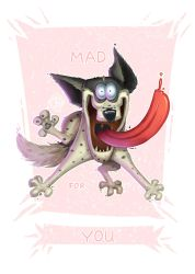 Painting 0058Mad For You by Lord-Dragon-Phoenix