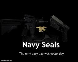 Navy Seals by amatuerfisher