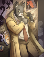 Blacksad by TheGraphicNovelist