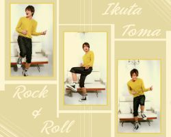 Rock_Toma by LaraStrong