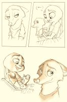 Zootopia Comic Page 17 by EmberLarelle276