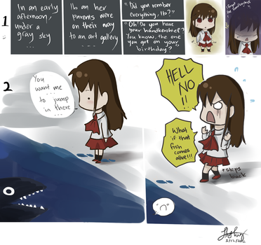 Ib Bloopers?? by ChibiDoodlez