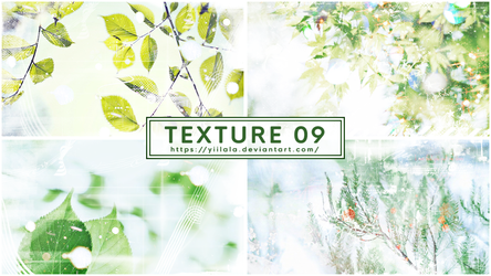PACK TEXTURE #09 by yiilala