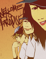 Welcome To Paradise by brokenlink