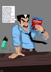 John Jonah Jameson by Darkiganv