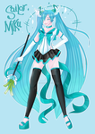 Sailor miku by 1girlfriend