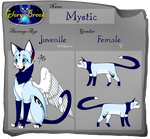 GB | Mystic Reference by TyraDragoness