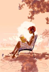 Cool off sketch at the end of a busy day! by PascalCampion