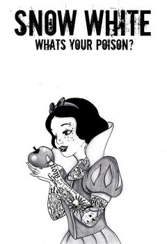 What's Your Poison? by Funkyzebra