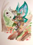 forest fey by cuneiform-script