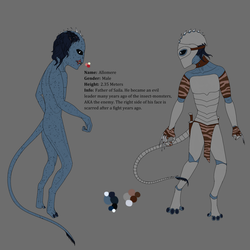 Allomere ref by Proximasaur
