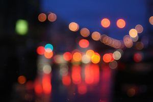 Bokeh thingy.. by misplacedApathy