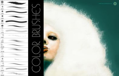 Color Brushes by creatief2