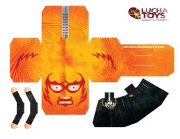 LUCHA TOYS 2 TO DOWNLOAD by amota