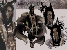 Free Adoptable Raffle[WINNER *FINALLY* PICKED LOL] by Artemis-adopties