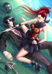 Vivica And Ion by ADSouto