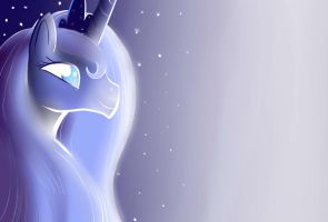 Luna's Ascension by 13light