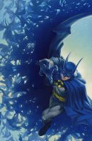 Batman : Flight of the Bats by gallegosart-com