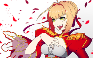 Nero Claudius by GRAVEWEAVER