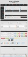 Dashboard Elements P2 by 87scope