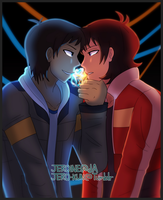 [VLD] Fire and Gold (KlanceWeek) by Jeroine