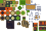 Heroes for Hire Tileset by RollToNotDie