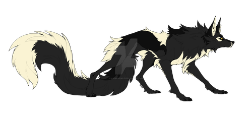 Long tail adopt[open] by Asenagowild