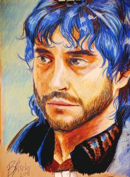 Will Graham by Miruna-Lavinia