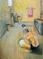 When there is no hot water by PetraLAAI