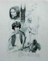 Lord of the Rings by ArchLimit
