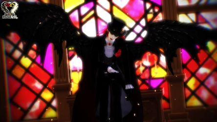 [MMD KH] Count Axel - Model Download! [Update] by Skadelol