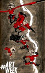 Incredibles by mistermoster