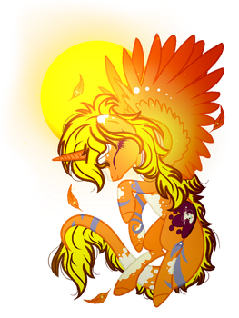 .:Gift:. [[The new Princess of the sun]] by MLPCrystalHarmony