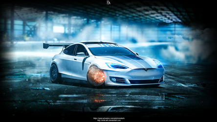 Tesla S Tuning by Emil-Arts