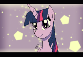 [Special Effect] Twilight Sparkle by digiral