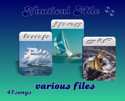 Nautical MIle _ various files by 47songs
