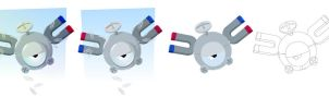 Magnemite (process) by placitte2012