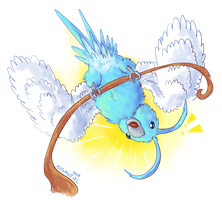 Astonishing Swablu!