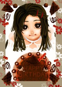 ::Happy Birthday:: by niwa5