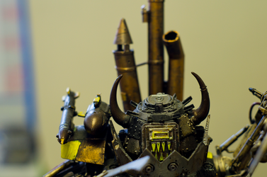 Ork Stompa Is Stupid by elementc