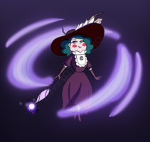 Eclipsa Butterfly by verothexeno