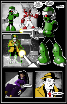 Mega Man Redux Issue 01 Page 10 by JusteDesserts