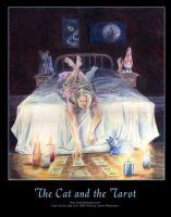 The Cat and the Tarot by JamieCOTC