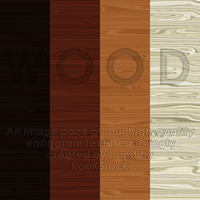 Digital Woodgrains - Textures by RooKStocK
