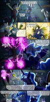 Journey to the LR 6: Malice in the Everpalace by Bonaxor