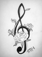 Tatto design by SkaterTody
