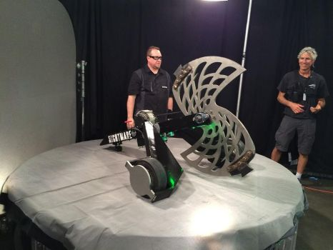 BattleBots 2016: Nightmare on a turntable by sgtjack2016